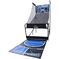 Voit Downtown-3 Indoor Basketball Arcade-Style Electronic Hoops Game