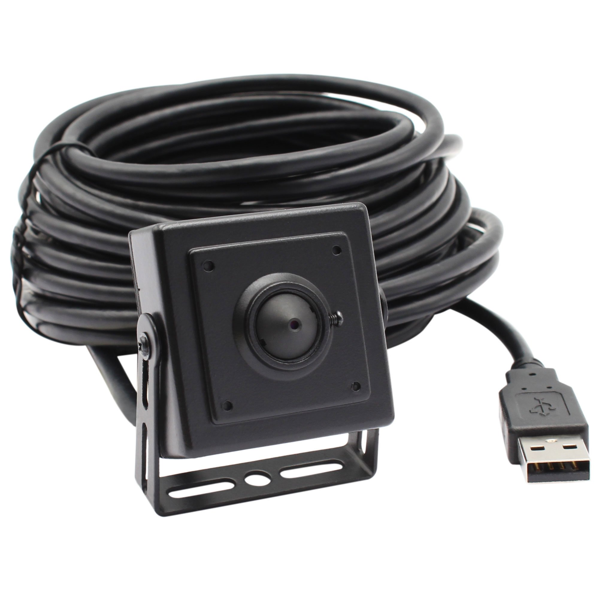 ELP Pinhole Mini USB Cameras for ATM Machine Use with Hidden&face Detection Function