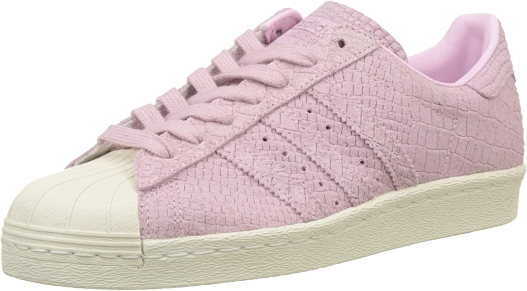 cheaper 128ee c64e1 adidas Women s Superstar 80S Hi-Top Trainers, Wonder Pink Off White 0,