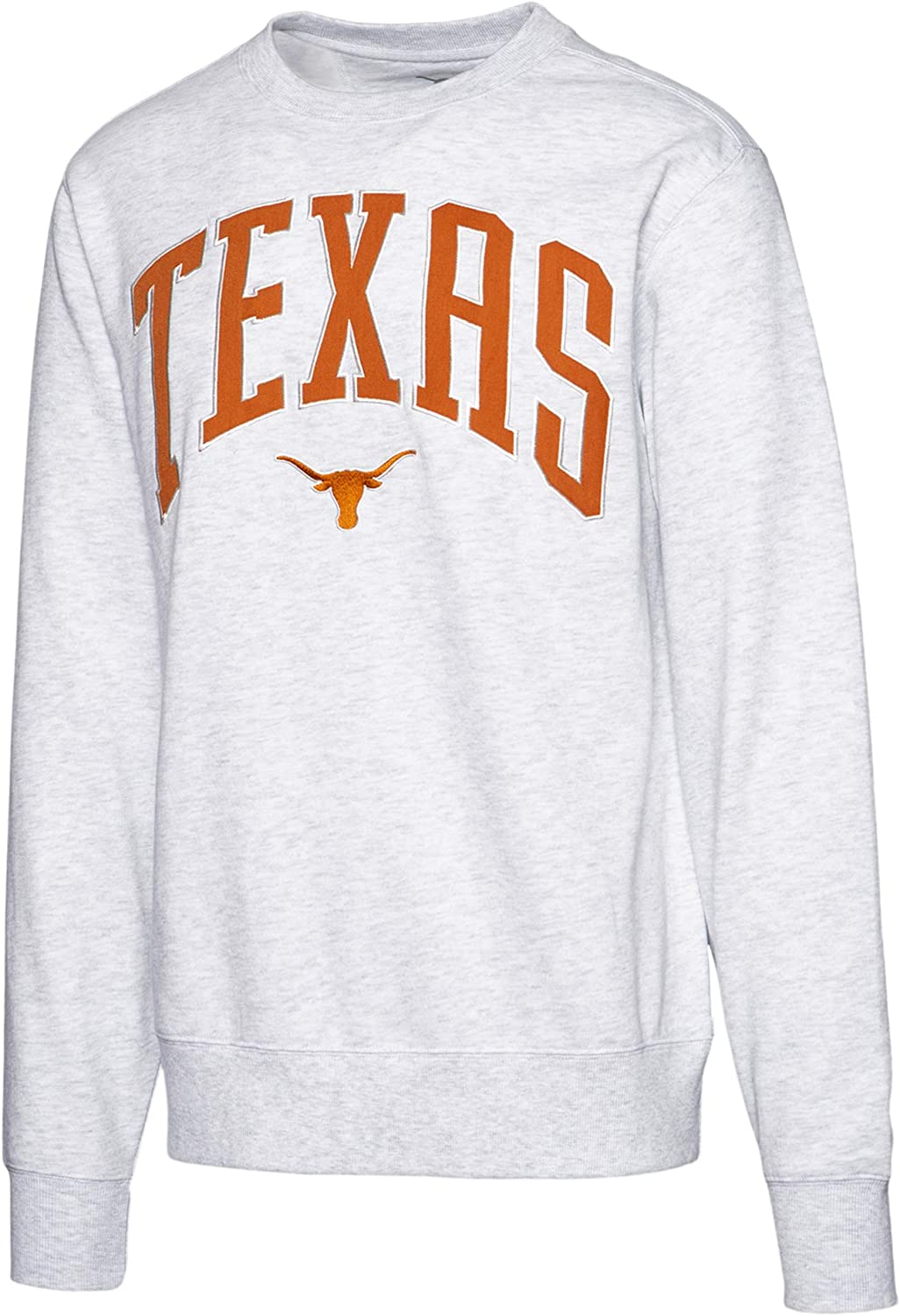 University of Texas Authentic Apparel NCAA mens University of Texas Authentic Apparel Asher Hoodless Pullover