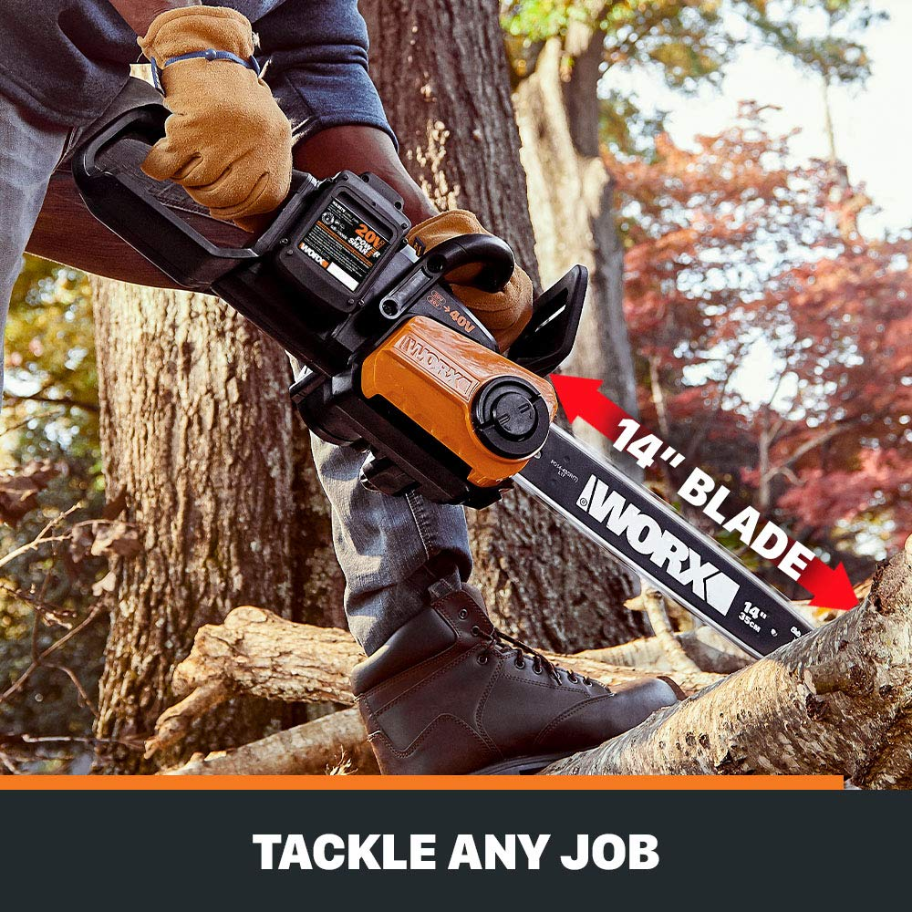 WORX WG384 Chainsaws product image 5