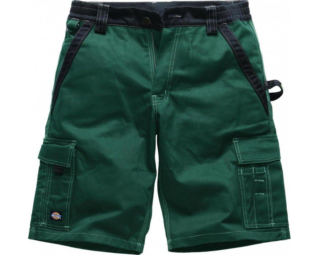 Dickies Bermuda Short Industry 300 grün   schwarz schwarz schwarz GNB54, IN30050 B0052JXHVI Streetwear Neue Sorten werden eingeführt c170b2