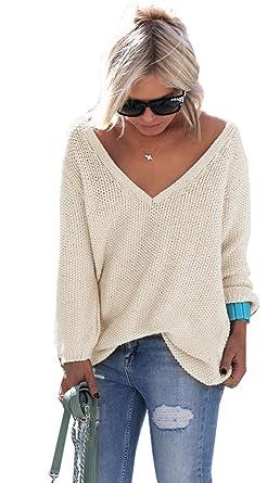 pretty nice 00bb3 bee71 Bestfort Pullover Damen Outdoor Sweatshirt Lange Ärmel ...