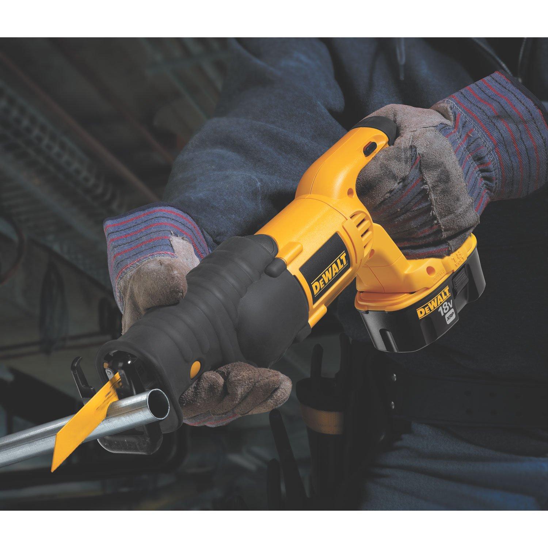 Dewalt Bare-Tool Reciprocating Saw
