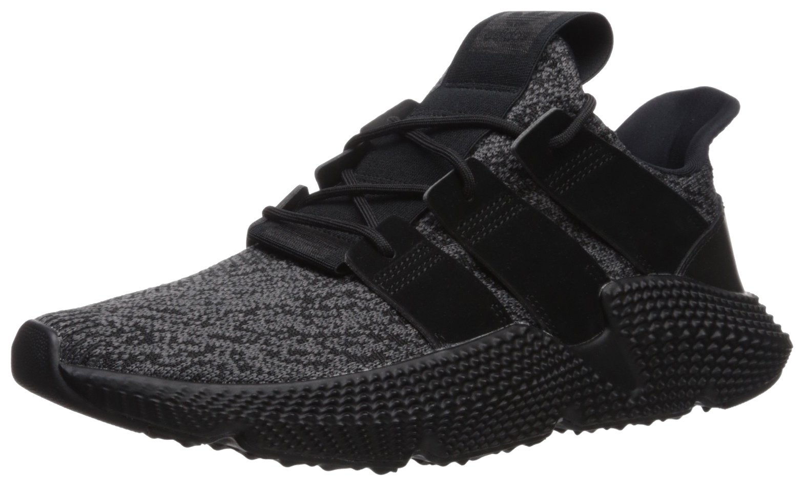 adidas Originals Men's Prophere, Black/Black/Solid Red, 10 M US by adidas Originals