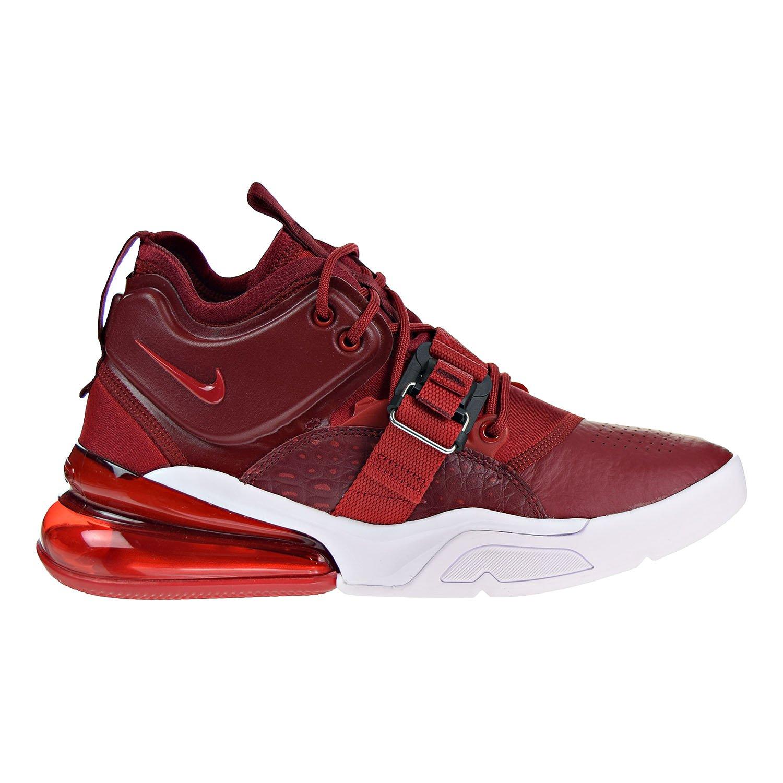 Nike Air Force 270 Mens Shoes Team 赤/Gym 赤/白い ah6772-600 (12 D(M) US)