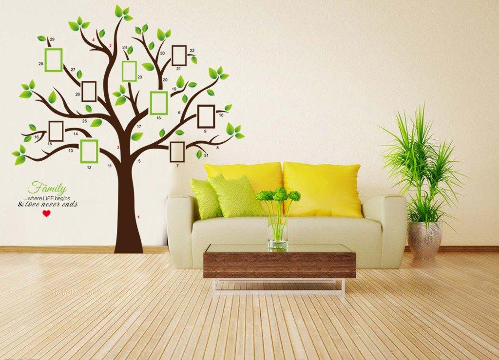 Wunderbar Stammbaum Bilderrahmen Wandkunst Zeitgenössisch ...