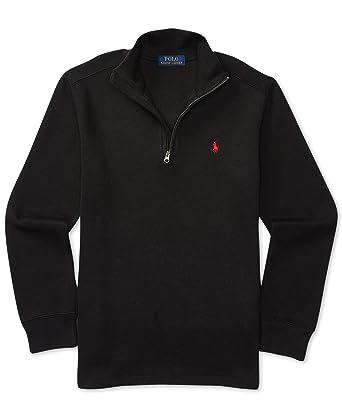 116f06a2c113 Amazon.com  Ralph Lauren Little Boys Half zip pullover (2 2T