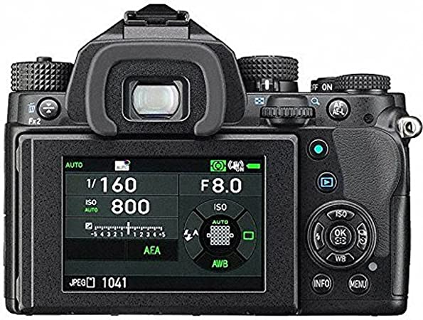 Pentax KP Black 55300 product image 5