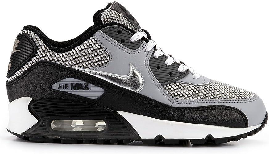 Nike Air Max 90 LE Grey Black Kids