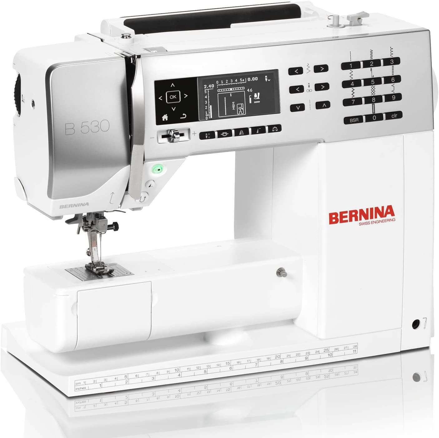 Bernina B530 - Máquina de coser