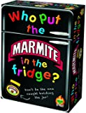 Who Put The Marmite in the Fridge?