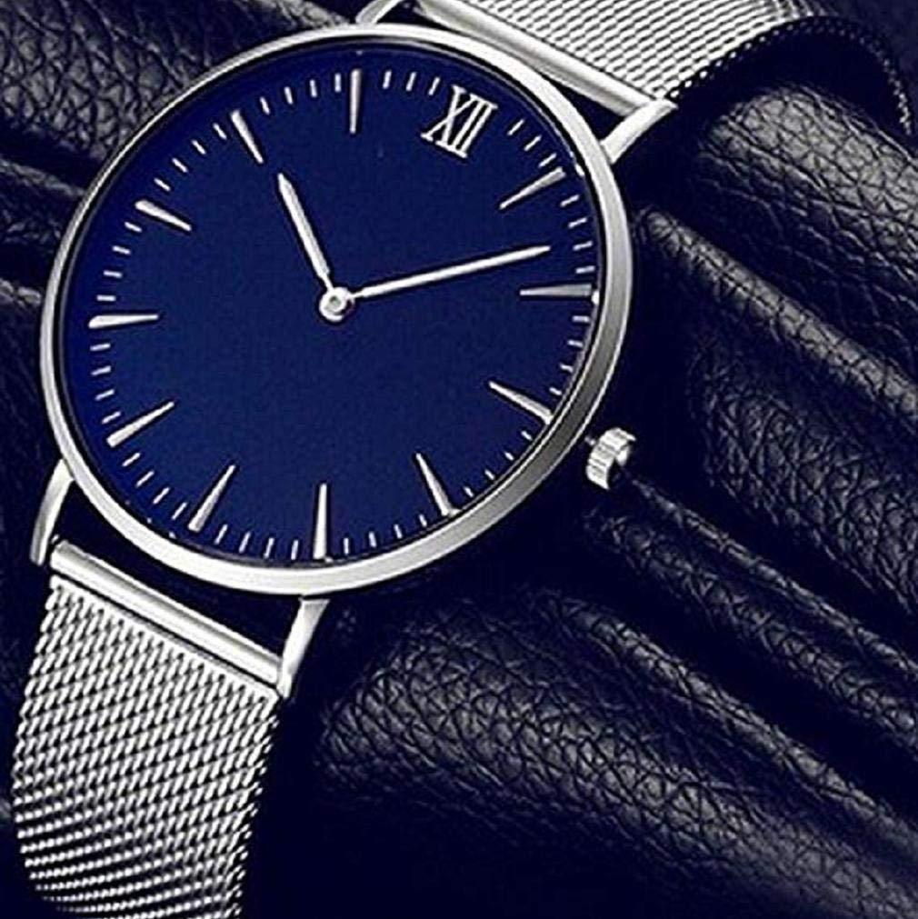 Amazon.com: Big Windoson Women Quartz Watches Ladies Watches Female Watches Analog Stainless Steel Watch (Black): Electronics