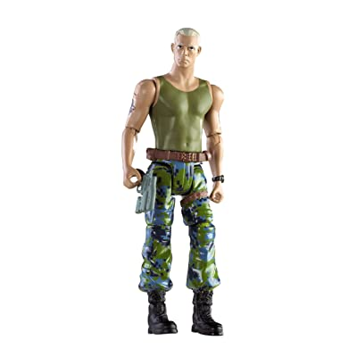 James Cameron's Avatar RDA Colonel Miles Quaritch Action Figure: Toys & Games
