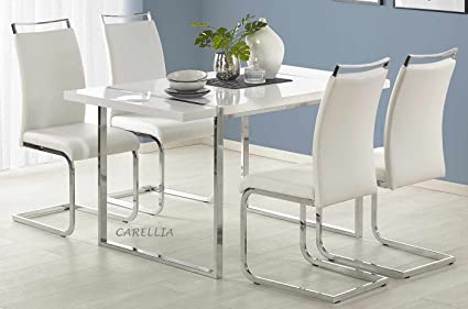 Ensemble Table Manger CHAISES A RECTANGULAIRE4 CARELLIA GpLUVSqzM