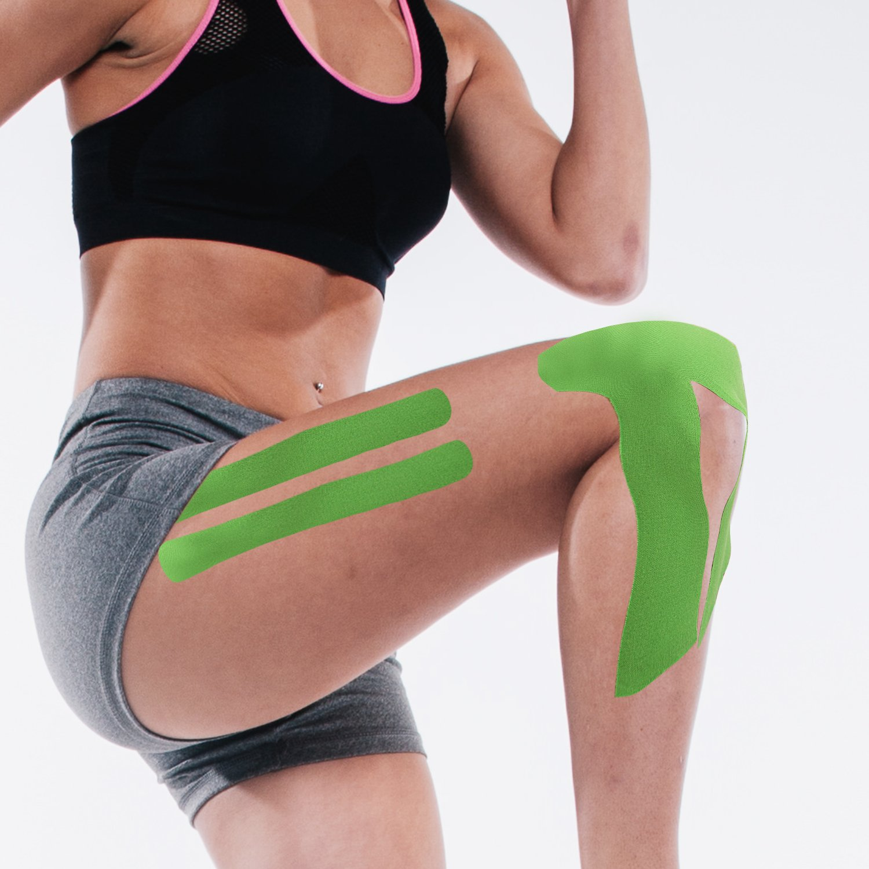 Fitness /Nastro kinesiologico kinesiologische Tapes Sport Tape Motorize/ colore multicolore