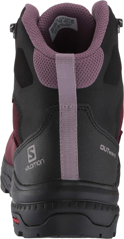 SALOMON Outward GTX W Walking Shoe para Mujer