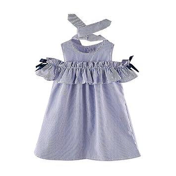 Remoción bestoppen bebé niñas vestido de princesa de, diseño de sin mangas sin tirantes diseño