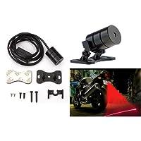 A2D Bike Rear LED Laser Fog Light for Hero HF Dawn