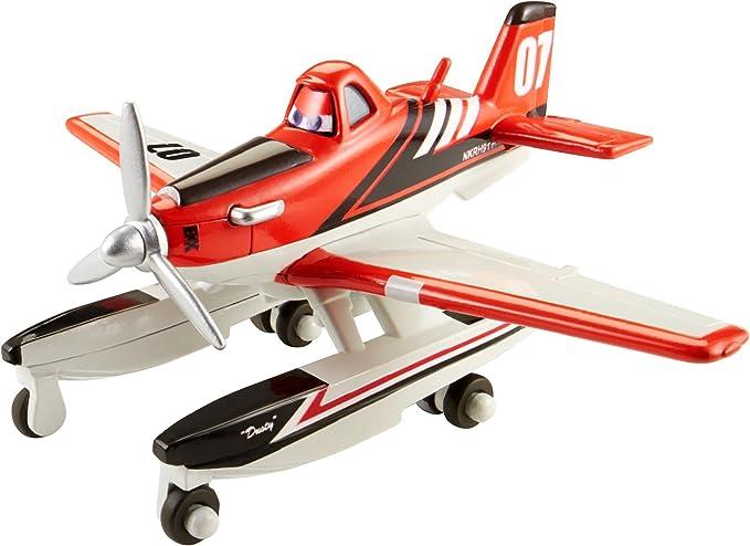 Planes - Equipo de Rescate Fire & Rescue Dusty with Pontoons (Mattel CBX27): Amazon.es: Juguetes y juegos
