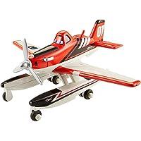 Planes Equipo de rescate Fire & Rescue Dusty with Pontoons (Mattel CBX27)