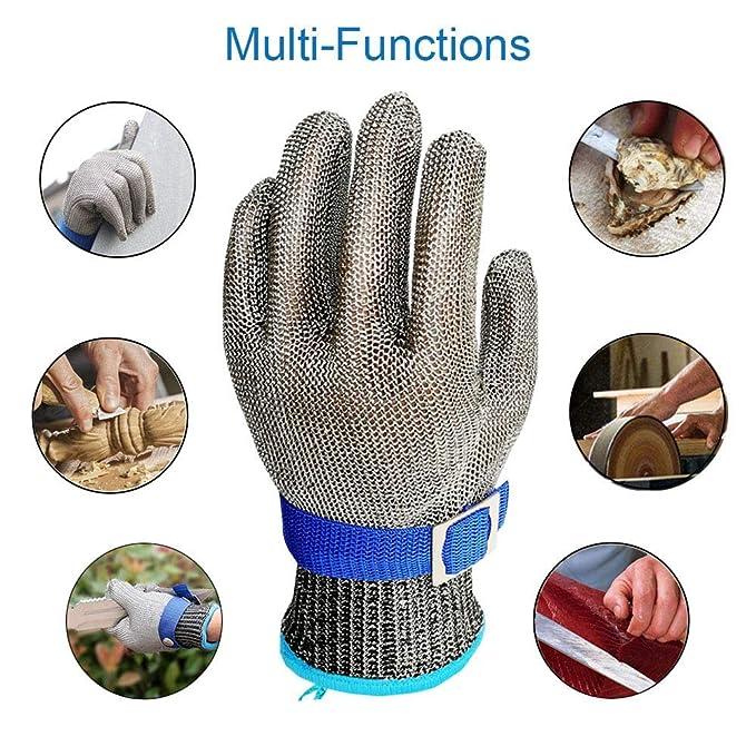 Amazon.com: Schwer guantes resistentes a los cortes, de ...