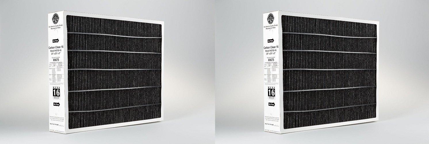 X6675 Lennox 20x25x5 MERV 16 Filter Media for HCC20-28 (2 PACK)