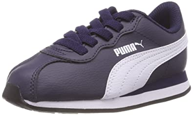 Puma Unisex Kids Turin Ii Ac Ps Low-Top Sneakers  Amazon.co.uk ... e272f9cf7