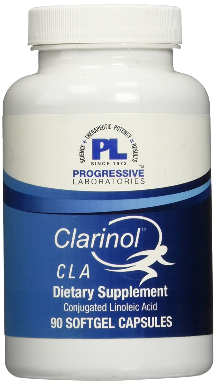 Progressive Labs Clarinol CLA Supplement, 90 Count