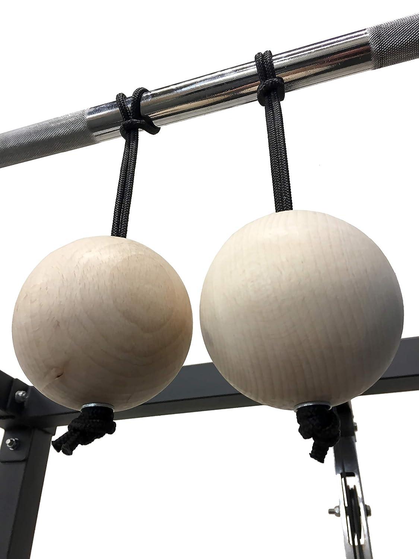 Bolas de fuerza 150mm Diameter se venden por pares Rip Your Grip