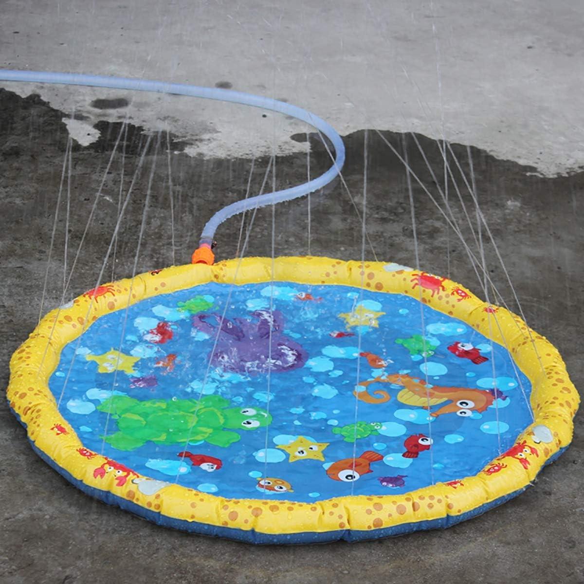 SUMME De Agua al Aire Libre Alfombra de Juego Actividad niños bebé ...