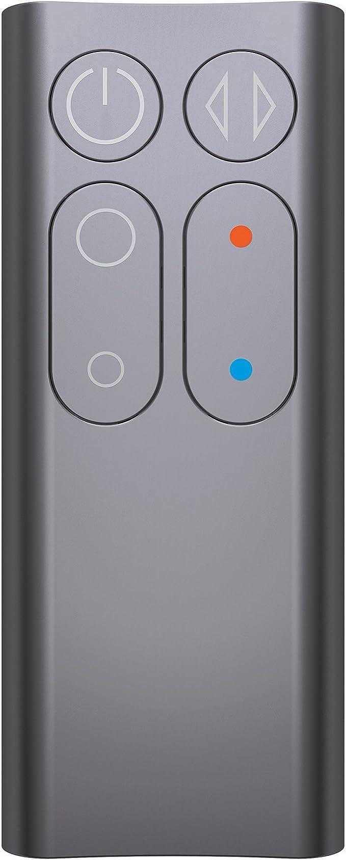 Dyson AM05 Calefactor y ventilador – Color azul y metal.: Amazon ...