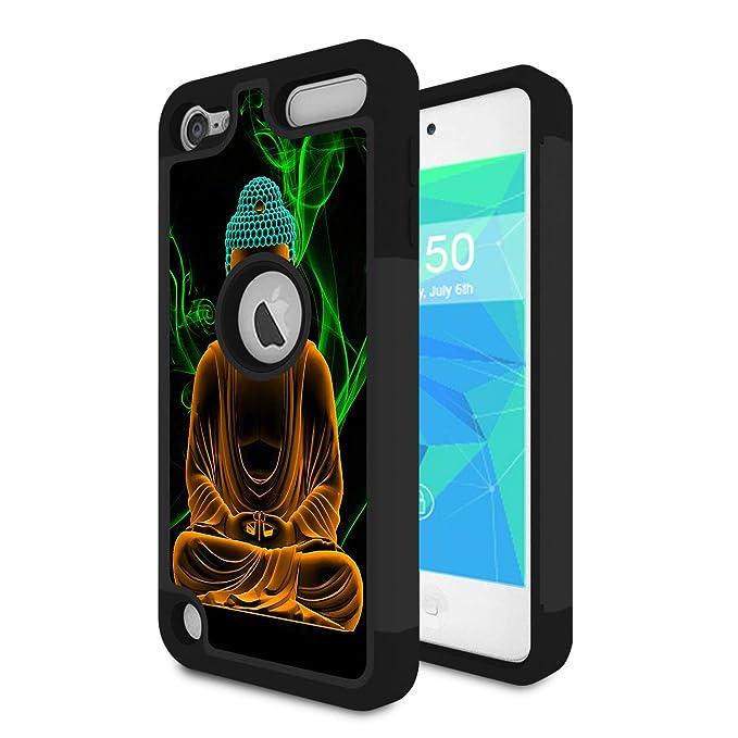 Penguin Silicona Gel Estuche Cubierta para Apple iPod Touch 5th y 6th generación 5//6
