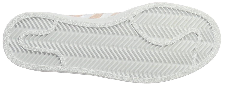 Adidas damen campus laufschuhe, mehrfarbig (lcey rosa f17 / ftwr bianco