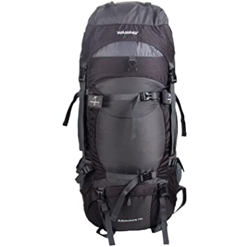 Amazon.com : WASING 70L 10L Internal Frame Backpack Hiking ...