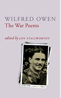 Lesson Plan Collected Poems by Wilfred Owen