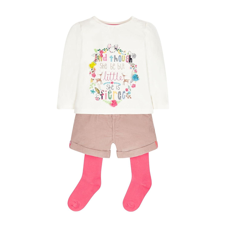 Fierce T-Shirt, Shorts and Tights Set Mothercare MB703