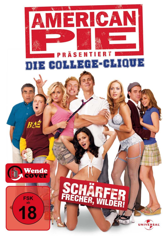 American Pie präsentiert: Die College-Clique: Amazon.de: John White ...