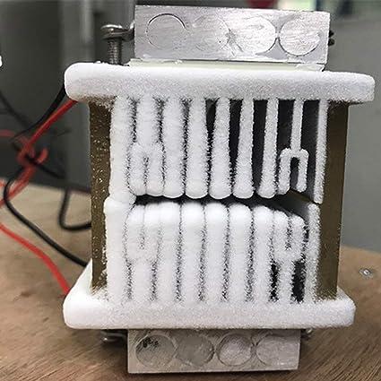 Amazon.es: 1 PC de Bricolaje 120w Tec Peltier Semiconductor Agua ...