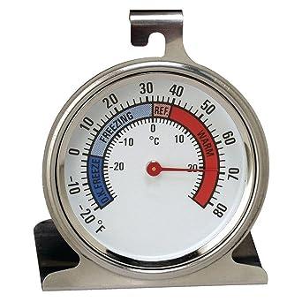 Temperatura Termómetro de congelador frigorífico, en el ...