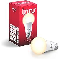 Innr E27 Smart LED-lamp, warm wit licht (2700K), dimbaar, werkt met Philips Hue* & Alexa (bridge vereist) RB 265