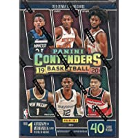 $79 » 2019/20 Panini Contenders NBA Basketball BLASTER box (40 cards incl. ONE Memorabilia or…