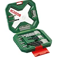 Bosch X-Line Classic Drill and Screwdriver Bits (34 Piece Set)