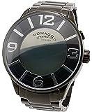 [ロマゴデザイン] ROMAGO DESIGN 腕時計 ヌメレーション NUMERATION RM007-0053SS-BK メンズ [並行輸入品]