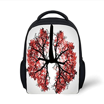 2b940c5ab9a6 Amazon.com: iPrint Kids School Backpack Modern,Eco Environment ...