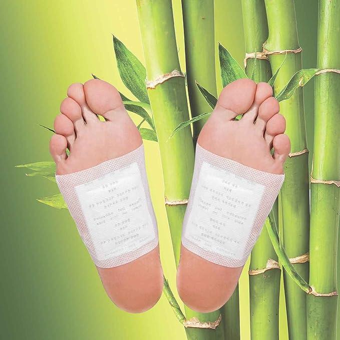 1 opinioni per Mr. Goods® cerotto per piedi di bambù, per la disintossicazione e il