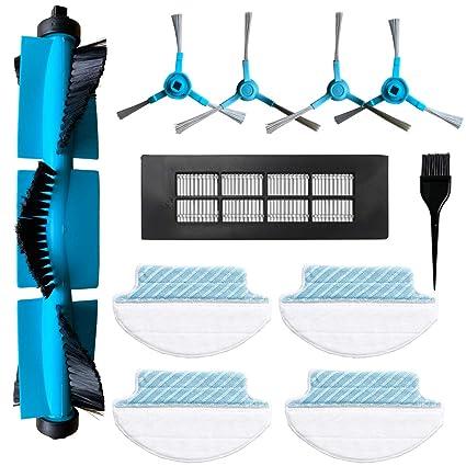Zealing Kit de Accesorios de Limpieza para Robots aspiradores Conga ...