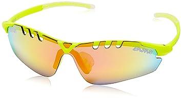 EASSUN Sport Sonnenbrille X-Light Schwarz Carbon Fiber/Rouge/Clair V7KssZ9c