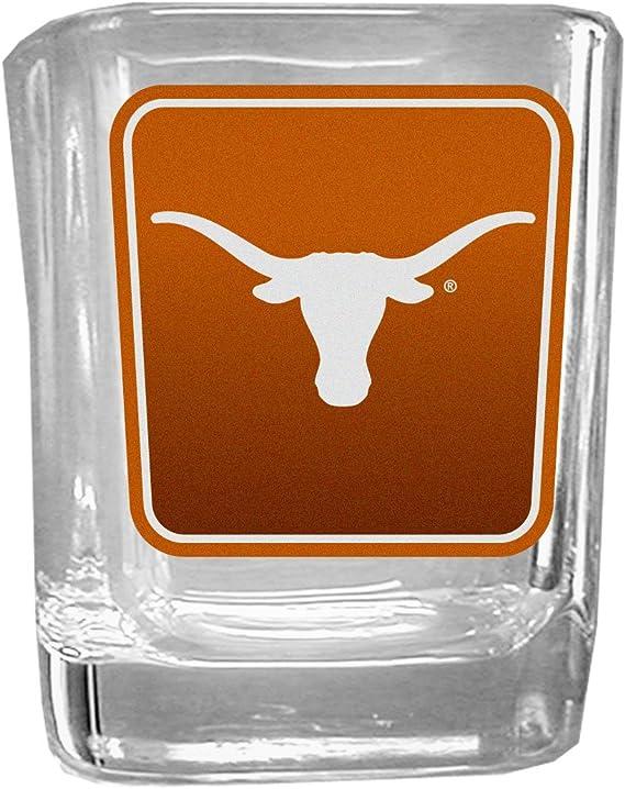 NCAA Siskiyou Sports Fan Shop South Florida Bulls Square Glass Shot Glass Single Team Color