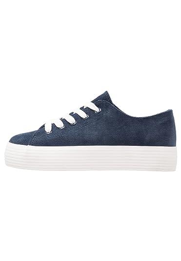 Even Odd Plateau Sneaker für Damen - Lässige Plateausneaker mit ... bb62071bdc